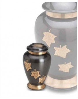 Keepsake Urn - Autumn Leaves